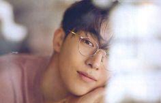 Imagine korean, model, and nam juhyuk