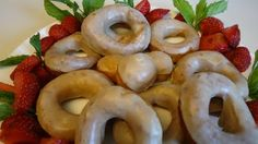 Unique Party Food to Go: Quick Donuts