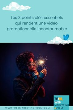 Les 3 points clés essentiels qui rendent une vidéo promotionnelle incontournable #video #digital #contentmarketing #inboundmarketing #marketingdigital Inbound Marketing, Digital Marketing, Le Web, Le Point, Points, 3 D, Social Media, Movie Posters, Articles