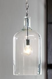 Gorgeous! (Capri Pendant light from Home Decorators. $149)