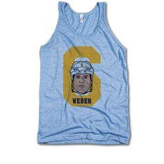 Shea Weber Helmet 6