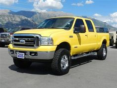 2005 Ford F350, 89,160 miles, $22,900.