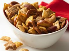 Not having a big party? Mix up a small batch of the classic time-tested snack just right for munching.