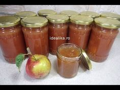 YouTube Conservation, Salsa, Recipies, Jar, Youtube, Food, Preserves, Jelly, Recipes