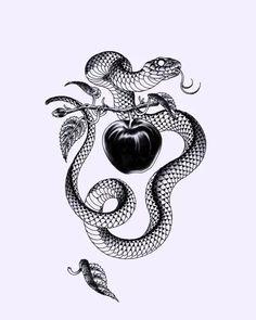 Dope Tattoos, Body Art Tattoos, Sleeve Tattoos, Tattoos For Guys, Tattoos For Women, Tattoo Sketches, Tattoo Drawings, Apple Tattoo, Tattoo Minimaliste