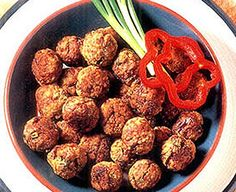 Satay Meatballs - Everyday Delicious Kitchen