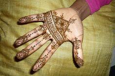 Moroccan Henna in Senegal