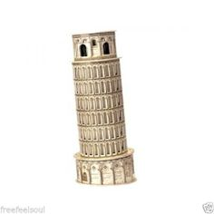 Paper Toy Scale Model Kit for Kids Adult - The Leaning Tower Of Pisa