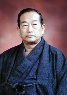 a great man, I can only wish I could have trained with Sensei Nakayama but follow his teaching in our Shotokan style