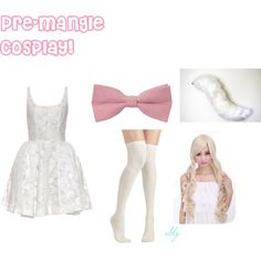 Pre-Mangle Cosplay! by fnaf-team142 on Polyvore featuring Mary Katrantzou and Moods of Norway