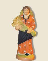 La femme au blé