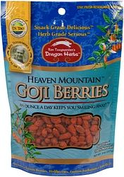 The best Goji Berries I've ever tasted! High- protein superfoods: Goji berries, Incan berries, Spirulina (the highest protein content food in the world), AFA blue-green algae, Chlorella, Hempseed, Bee pollen, Royal jelly