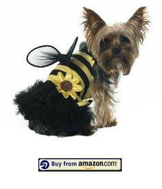 Daisy Bee Dog Costume