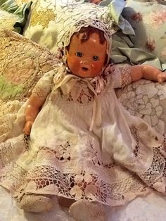 Another dolly,love composition dolls!
