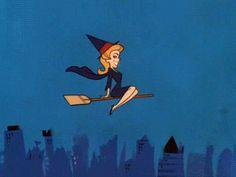 Happy Halloween! (from: Bewitched 1964-1972)