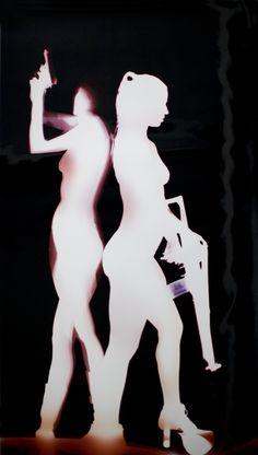 Ruth Erdt, The naked house