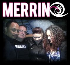 Check out MERRIN on ReverbNation