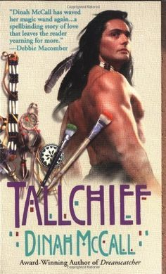 Tallchief by Sharon Sala.....love cover model John DeSalvo! Book is Awesome!