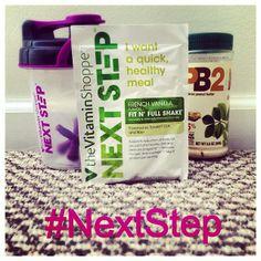 loving my #nextstep shake & #jaxx shaker cup from @The Vitamin Shoppe! #govoxbox #influenster #pb2 @Influenster