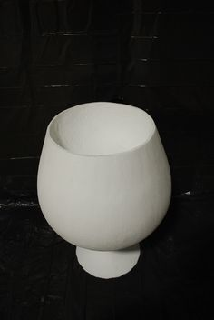 Large Polystyrene shape #visualmerchandise #polystyrene #windowdisplay #cup