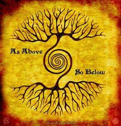 As above, so below...Spiritual Awakenings