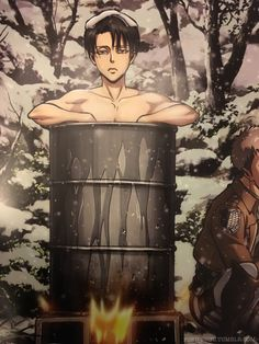 Love how they cropped Jean and Eren out of the picture lolol