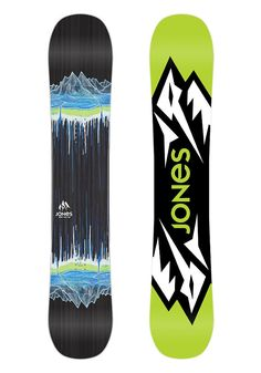 JONES - Mountain Twin 157cm one colour #planetsports #jones #snowboard #mountain