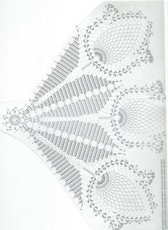 Crochet Patterns Diagram Best 12 Discover Art inspiration, ideas, styles – Page 669347563347655949 – . Crochet Doily Diagram, Crochet Doily Patterns, Crochet Mandala, Crochet Chart, Thread Crochet, Crochet Motif, Crochet Doilies, Crochet Flowers, Crochet Lace