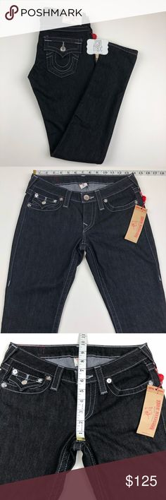 NWT True Religion Skinny Jean True Religion Skinny Jean. See photos for measurements. Zip Fly. True Religion Jeans Skinny