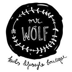 Mr.Wolf Kids - Laura Blythman Studio