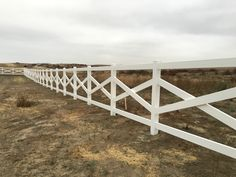 Cross Rail Vinyl Fence installed in Temecula California Wine Country by fence