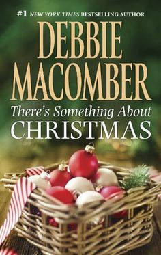 There's Something About Christmas by Debbie Macomber, http://www.amazon.com/dp/B00G7A0UHA/ref=cm_sw_r_pi_dp_mUFKsb1209EKM