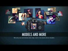 ▶ Models Digital Portfolio 2013 - YouTube