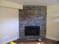 fireplace DONE!!!