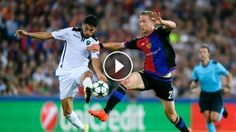 You are watching football highlights of UEFA Champions League group A match…