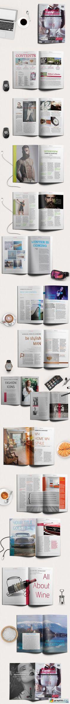 Reload Lifestyle Magazine