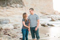 California Engagement , Fall Engagement, Beach Engagement