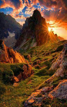 Beautiful places to visit Beautiful Sunset, Beautiful Places, Beautiful Pictures, Beautiful Morning, Nature Wallpaper, Belle Photo, Beautiful Landscapes, Beautiful Landscape Photography, The Great Outdoors