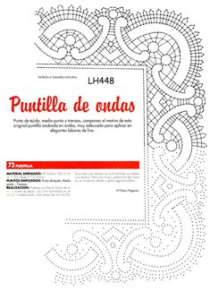 Album sous forme d'archive - L. Bobbin Lace Patterns, Lacemaking, Simple Art, Easy Art, Tatting, Needlework, Diy And Crafts, Projects To Try, Albums