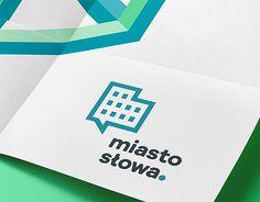 MIASTO SŁOWA / identyfikacja - STGU - Stowarzyszenie Twórców Grafiki Użytkowej