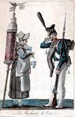 Soldato Napoleonico - La Marchande de Coco