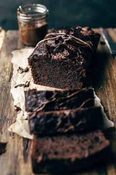... chocolate Zucchini bread ...