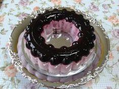 Čučoriedková fantázia - recept Birthday Cake, Food, Hampers, Birthday Cakes, Essen, Meals, Yemek, Cake Birthday, Eten