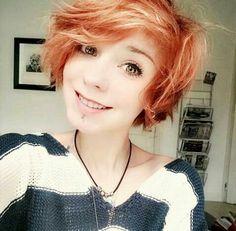 Ginger bob