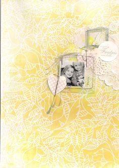 page de scrap par lililali
