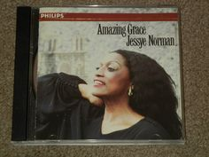 JESSYE NORMAN: Amazing Grace (CD, Music, Rock, Pop, Instrument, Vocals, Female)