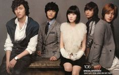 Boys Over Flowers. This is the cutest show!