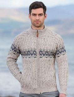 314 Best Irish Aran Sweaters Images Knits Knitwear Aran Sweaters