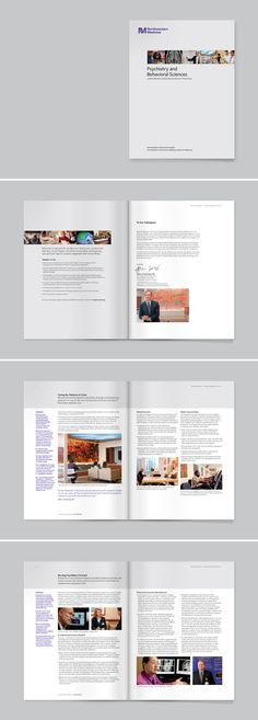 Medical Research Brochure Template Design | StockLayouts - BLOCKS of ...