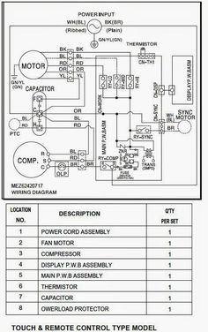 Electrical Wiring Diagrams for Air Conditioning Systems – Part Two ~ Electrical Knowhow in 2019 Electrical Projects, Electrical Installation, Electrical Engineering, Hvac Air Conditioning, Refrigeration And Air Conditioning, Split System Air Conditioner, Heat Pump Air Conditioner, Ac Wiring, Electrical Circuit Diagram